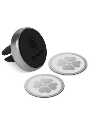 Baseus Magnet Serisi Mıknatıslı Araç Içi Telefon Tutucu Renksiz